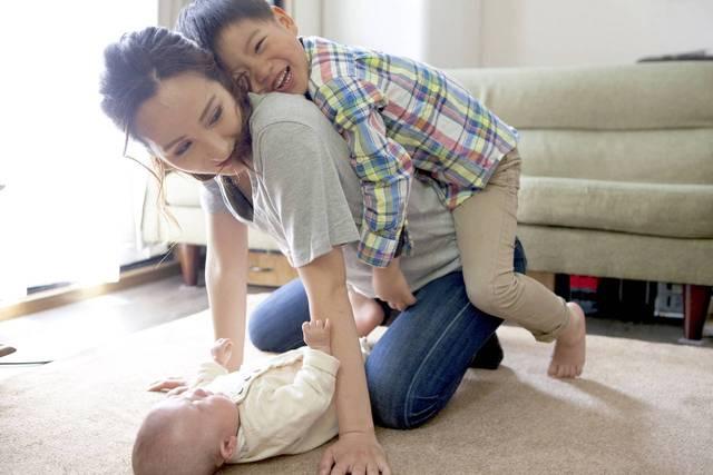 4歳のやきもちの原因を知ろう!子どもへの対応や自分のケア方法 - teniteo[テニテオ]
