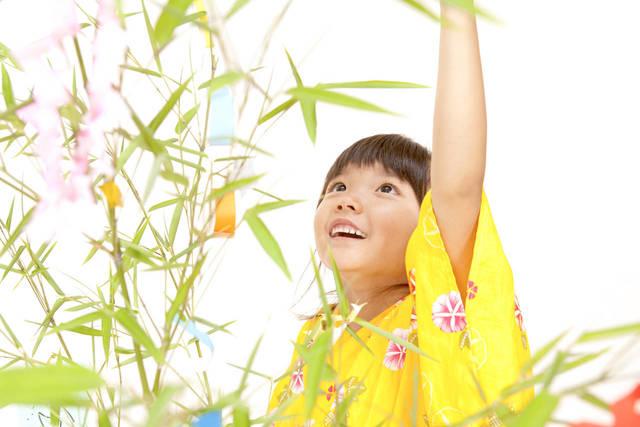 子どもと七夕飾りや願い事の短冊作り!意味や由来を知り楽しもう - teniteo[テニテオ]