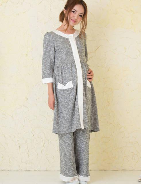 産後も使える授乳機能付きパジャマ