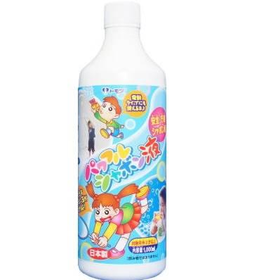 パワフルシャボン玉液(1,000ml):友田商会