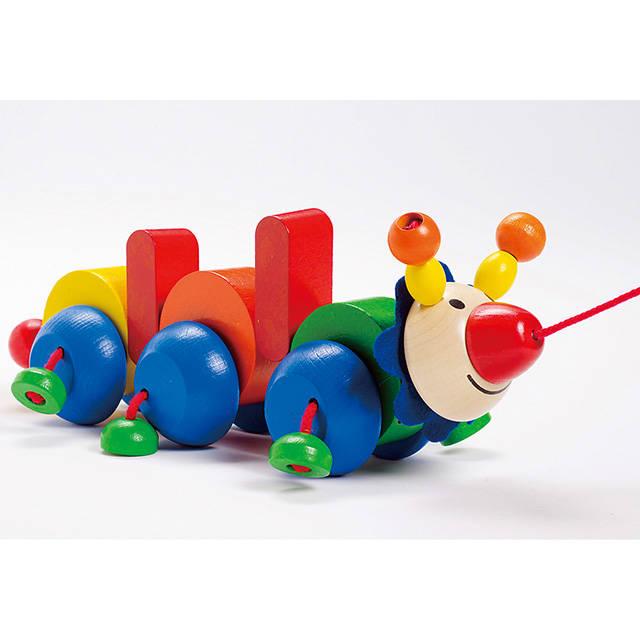 プルトーイ バコ | セレクタ社 | 木のおもちゃ おもちゃのパック