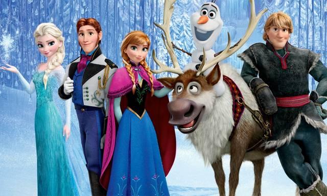 アナと雪の女王 ディズニー公式