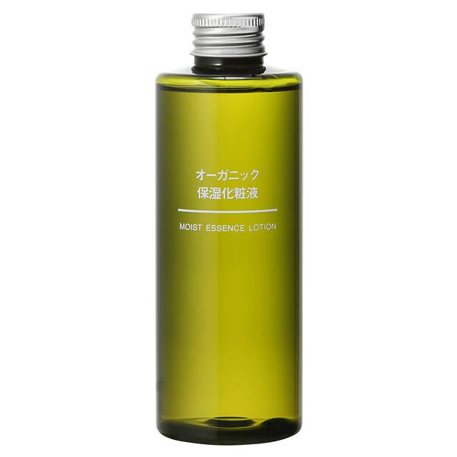 オーガニック保湿化粧液200ml 通販   無印良品