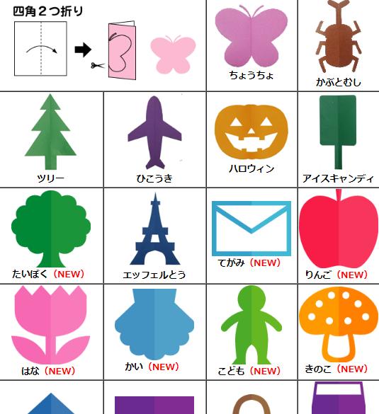 子どもとできる簡単な切り絵を楽しもうコツや図案サイトの紹介
