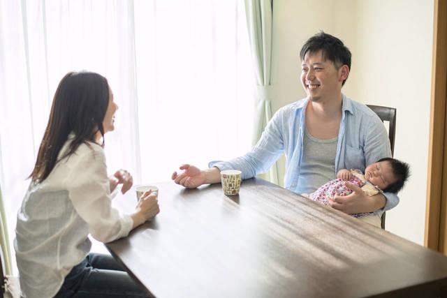 ママとパパが感じる育児ストレス。夫婦の会話がストレス解消のカギ - teniteo[テニテオ]