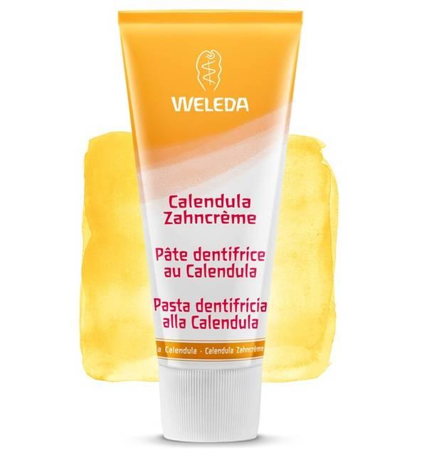 歯みがき カレンドラ | WELEDA(ヴェレダ)公式オンラインショップ