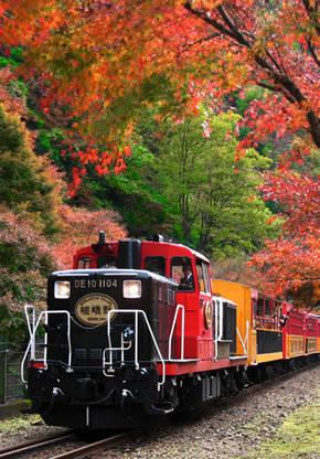 トロッコ列車について | 嵯峨野観光鉄道