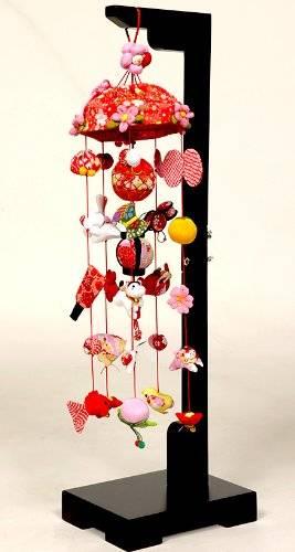 Amazon | つるし飾り つるし雛 手毬と桜うさぎ