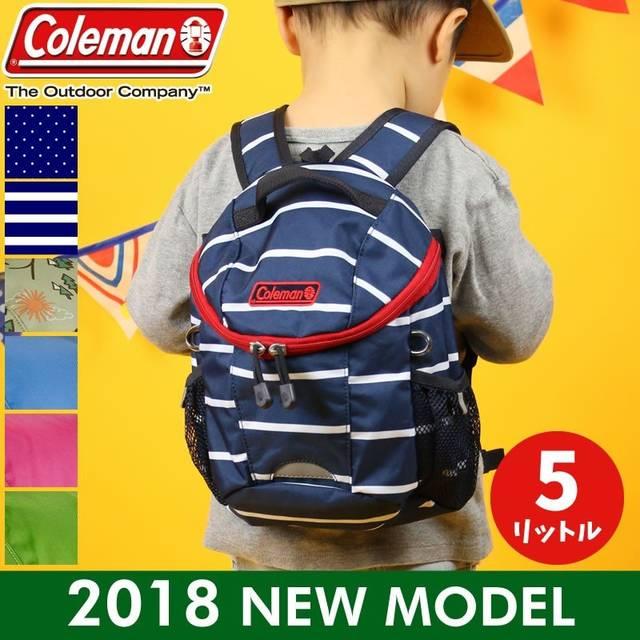 Coleman(コールマン) Kids(キッズ) PETIT(プチ) キッズリュック リュックサック 男の子 女の子 :PETIT:ウォーターモード - 通販 - Yahoo!ショッピング