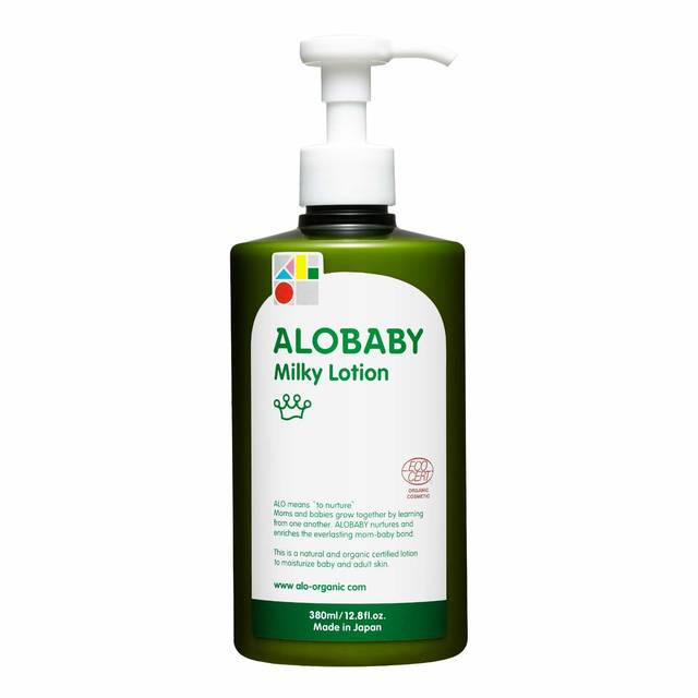 Amazon | アロベビー ミルクローション
