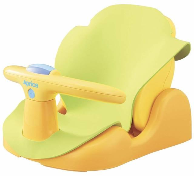 Amazon | アップリカ バスチェアー 新生児から はじめてのお風呂から使える
