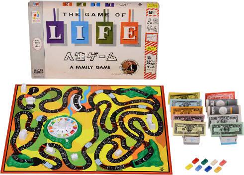 商品情報|人生ゲーム|タカラトミー