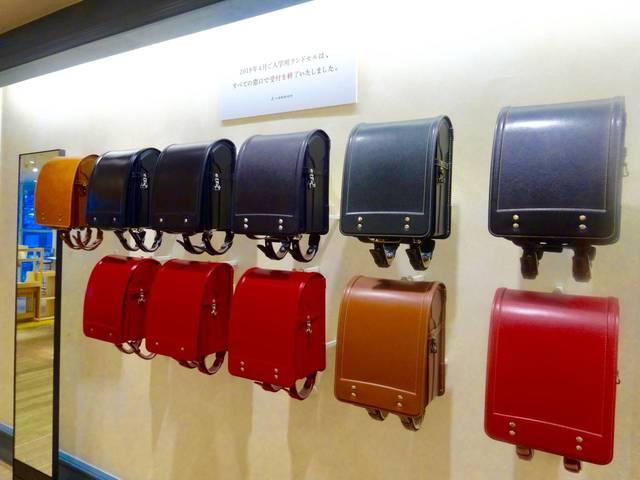 【東京】職人の技が光る!美しくレトロなランドセル「土屋鞄製造所」 - teniteo[テニテオ]