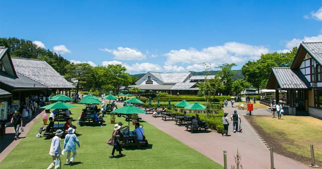 1日まるごと楽しめる!遊べる食べれる道の駅 - 川場田園プラザ