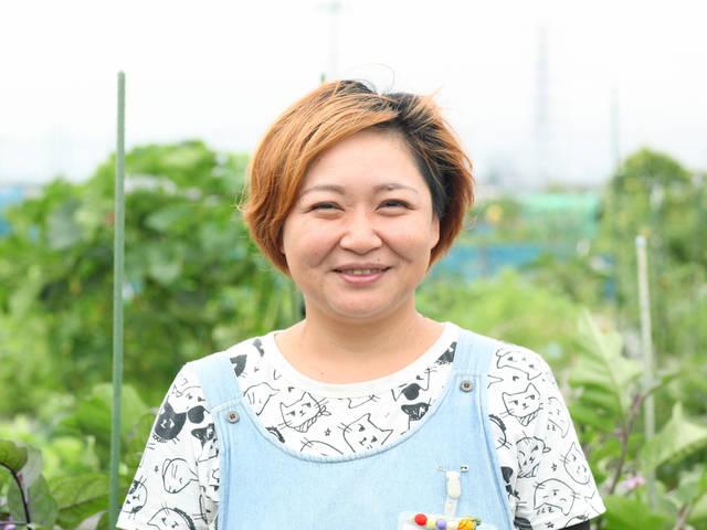 安藤絵美子さん/せんだい農業園芸センター