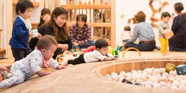 子どもを育む巣箱 ときなる | 福井の木育スペース