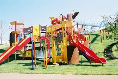 秦山公園(子どもの広場・ふれあい広場) - 香美市公式ホームページ
