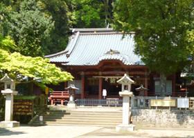 関八州総鎮護 伊豆山神社