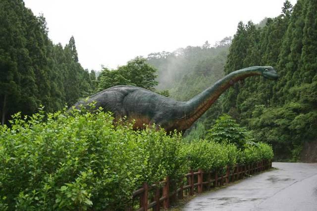 花園 恐竜ランドTOP