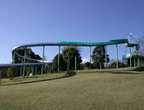 裾野市運動公園|芝生の丘