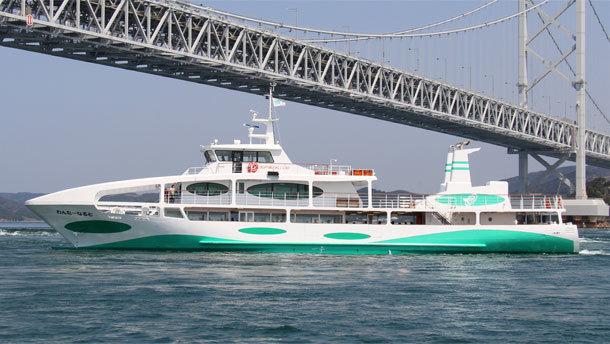 うずしお観潮船【公式サイト】 人気のうずしおクルーズで大迫力の冒険の旅へ!