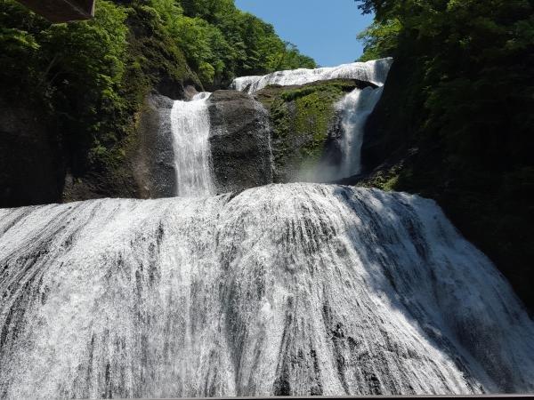袋田の滝・生瀬滝(国名勝)|大子町公式ホームページ