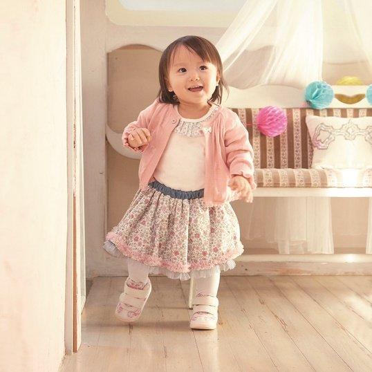 【ASICS公式】赤ちゃん靴・ファーストシューズ & サイズのご案内