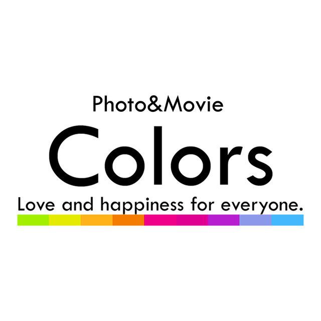 Photo&Movie Colors 前撮り フォトウェディング 徳島県の写真館 映像制作