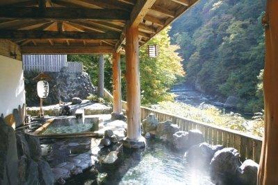 秋の宮温泉郷 | 観光情報 | あきたファンドッとコム