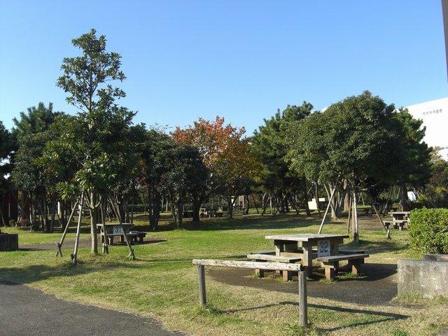 城南島海浜公園   東京港南部地区海上公園ガイド