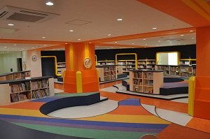 とやま駅南図書館・こども図書館   富山市立図書館 On-Line