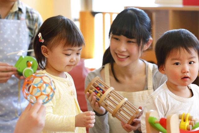 モンテッソーリ教育って何?その特徴と子どもに与えるメリット - teniteo[テニテオ]