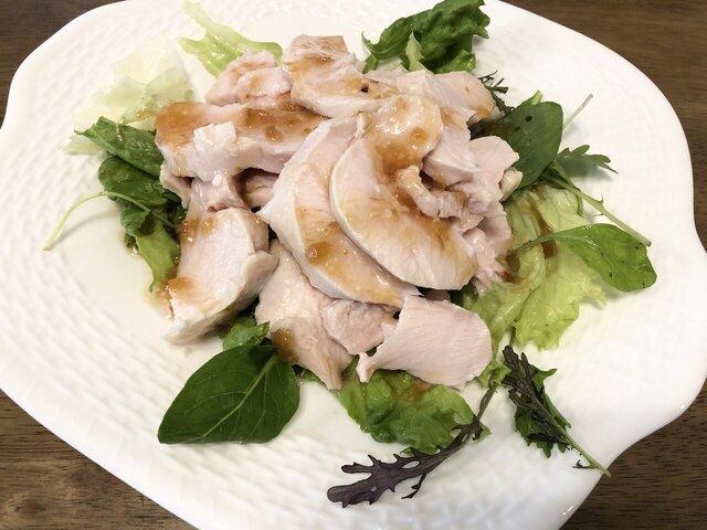 やわらかジューシー蒸し鶏レシピ!朝からさっぱり食べられる常備菜 - teniteo[テニテオ]
