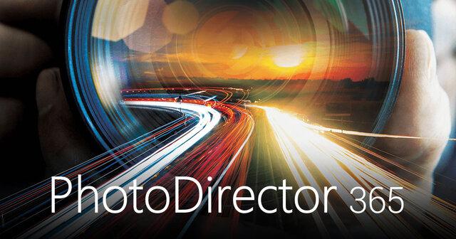 PhotoDirector 365 | 製品機能