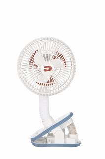 日本育児 おでかけ扇風機 ストローラーファン ホワイト...
