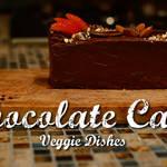 卵・バター・牛乳不使用!アボカドを使ってつくる濃厚&ビターなチョコレートケーキ