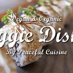 大豆の発酵食品テンペと豆乳マヨネーズでつくるヘルシーな『巻き寿司』レシピ