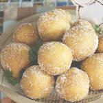 料理ブロガーMizukiさんが作るふわふわ、もっちもっちのおやつ♪『お豆腐ドーナツ』