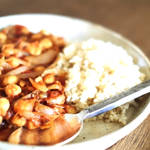 ヒヨコ豆をトマトソースで煮込む北インドのカレー「チャナマサラ」のつくり方