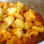 20分で作るインド料理!ジャガイモとカリフラワーのヘルシーカレー『アルゴビ』のつくり方