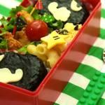 キャラ弁レシピ:スーパーマリオシリーズ キラーの作り方