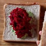 とっておきの食材って?『1番おいしいサンドイッチレシピ』