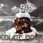 特大インパクトなパーティレシピ♪チョコレートマウンテンの作り方