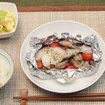 30分で3品!管理栄養士の北嶋佳奈さんによるタラのホイル焼き+2品のつくり方