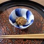 江戸時代に人気があったおかず「ひしお(嘗め物)」って知ってますか?