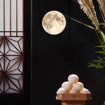 月より団子??お月見は何回するもの?