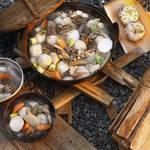 まだまだ世に出ていない日本各地に伝わる郷土料理