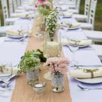 イベント、ゲストで雰囲気チェンジ!おもてなし料理が一層映えるテーブルコーデ