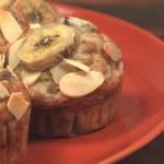 ココナッツオイルでつくるバナナ・ハニー・マフィンのつくり方