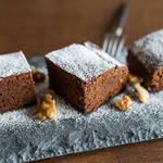 食感や濃さはお好みで♪ココナッツオイルとカカオバターで作る濃厚チョコレートブラウニー!